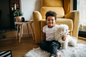 Why Having A Dog Can Reduce Stress And Anxiety In Children